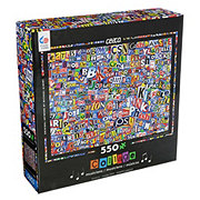 Ceaco Assorted Collage 550 Piece Puzzles