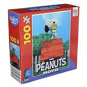 Ceaco Peanuts Movie 100 Piece Puzzle