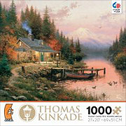 Ceaco Thomas Kincade Puzzle Assortment