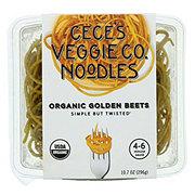 Cece's Veggie Co. Organic Golden Beet Spirals