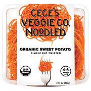 Cece's Veggie Co. Organic Sweet Potato Spirals