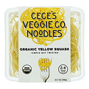 Cece's Veggie Co. Organic Yellow Squash Spirals
