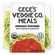 Cece's Veggie Co. Organic Marinara Zucchini
