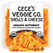 Cece's Veggie Co. Shells and Cheese Butternut