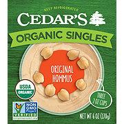 Cedar's Organic Hommus Original