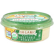 Cedar's Organic Vegetable Hommus