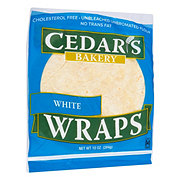 Cedar's Thin White Wraps