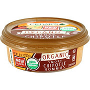 CEDARS Orangic Smoky Chipotle Hommus