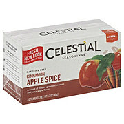 Celestial Seasonings Caffeine Free Cinnamon Apple Spice Herbal Tea Bags