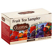 Celestial Seasonings Caffeine Free Fruit Tea Sampler Herbal Tea Bags