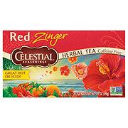Celestial Seasonings Caffeine Free Red Zinger Herbal Tea Bags