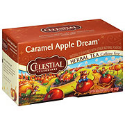 Celestial Seasonings Caramel Apple Dream Herbal Tea Bags