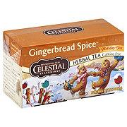 Celestial Seasonings Gingerbread Spice Holiday Herbal Tea