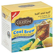 Celestial Seasonings Half & Half Cool Brew Tea