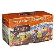 Celestial Seasonings Holiday Sweet Harvest Pumpkin Black Tea Bags
