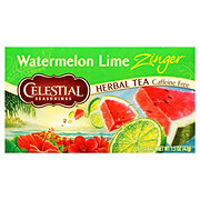 Celestial Seasonings Watermelon Lime Zinger Herbal Tea