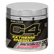 Cellucor C4 Extreme Energy Strawberry Kiwi Pre-Workout