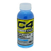 Cellucor C4 On The Go Icy Blue Razz