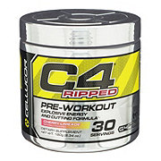 Cellucor C4 Ripped Pre Workout Cherry Limeade 30 ea