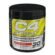 Cellucor C4 Sport Fruit Punch