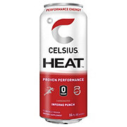 Celsius Heat Inferno Punch