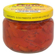 Cento Sliced Sweet Red Pimentos