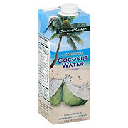 Central Market 100% Pure Young Coconut Water With Vitamin C