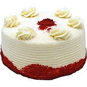 CENTRAL MARKET 6 Inch Red Velvet Cake