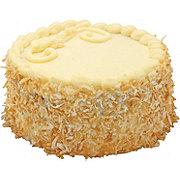 "Central Market 6"" Italian Cream Cake"