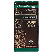 Central Market 85% Organic Cacao Dark Chocolate
