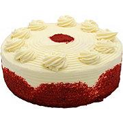 """Central Market 9"""" Red Velvet Cake"""