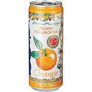 Central Market 90 Calorie Organic Italian Soda Orange