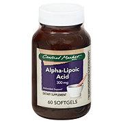 Central Market Alpha-Lipoic Acid 300 mg Vegan Capsules