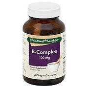 Central Market B-Complex 100 mg Vegan Capsules