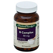 Central Market B Complex 50 mg Capsules ‑ Shop Vitamins A‑Z