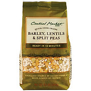 Central Market Barley Lentils & Split Peas Quick Cook Grains