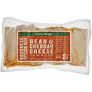 Central Market Bean & Cheddar Cheese Tamales