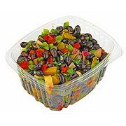 Central Market Black Bean, Corn, and Jicama Salad