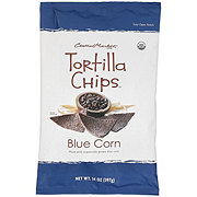 Central Market Blue Corn Tortilla Chips