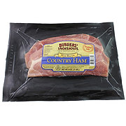 CENTRAL MARKET Burgers Original Country Ham Bacon