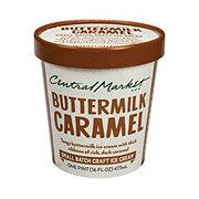 Central Market Buttermilk Caramel Ice Cream