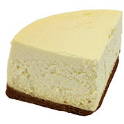 Central Market Cheesecake Slice