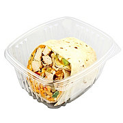 Central Market Chicken Fajita Wrap