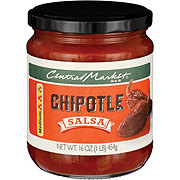 Central Market Chipotle Medium Salsa