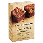 Central Market Chocolate Chunk Brownie Mix