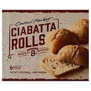 Central Market Ciabatta Rolls