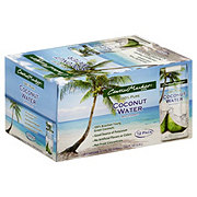 Central Market Coconut Water 11.1 oz Cans