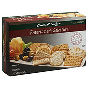 Central Market Entertainer's Selection Crackers