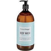 Central Market Fragrance Free Body Wash