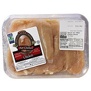 Central Market Grade A Chicken Breast Thin Sliced Cutlet